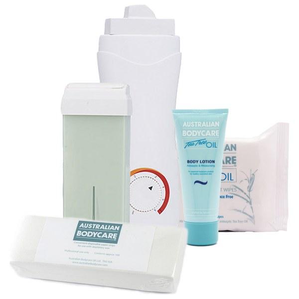 Australian Bodycare Home Waxing Kit