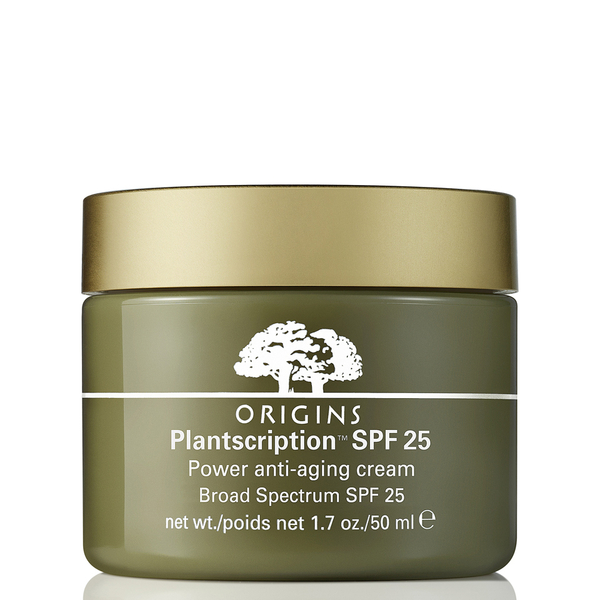 Crema anti-envejecimiento con protector FPS25 Plantscription™ de Origins (50 ml)