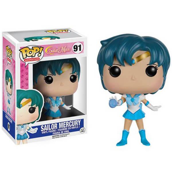 Figurine Sailor Mercury Sailor Moon Funko Pop!