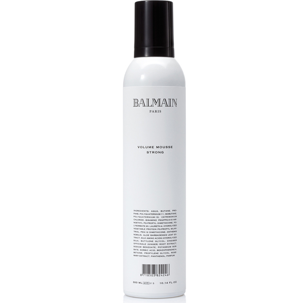 Balmain Hair Volume Strong Mousse (300ml)