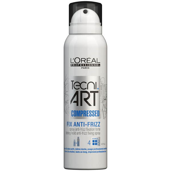 L'Oréal Professionnel Tecni ART Compressed Fix Anti-Frizz Hair Spray 125 ml