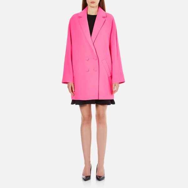 McQ Alexander McQueen Women's Kimono Coat - Shocking Pink