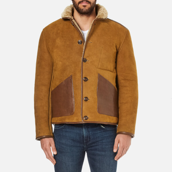 YMC Men's Braintree Jacket - Tan