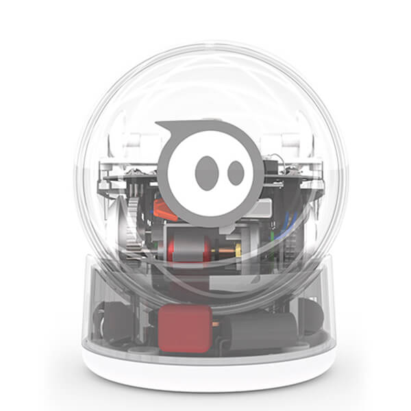 Sphero Sprk Edition Robotic Ball Clear Iwoot