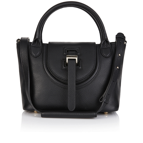 meli melo Women's Halo Mini Tote Bag - Black