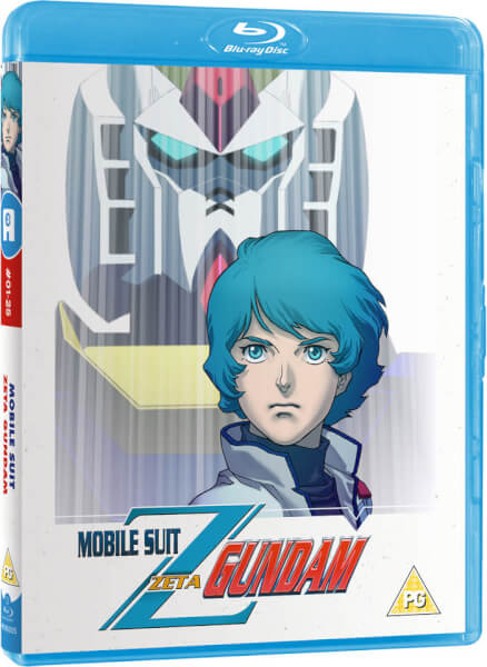 Mobile Suit Zeta Gundam - Part 1