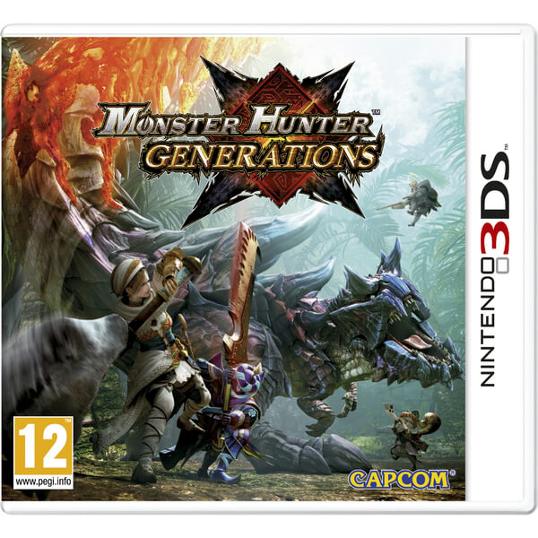 Monster Hunter Generations - Digital Download