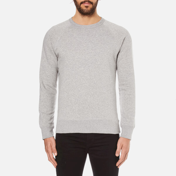 Our Legacy Men's 50's Great Sweatshirt - Grey Melange