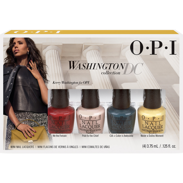 OPI Washington Collection Nagellack, Miniset - 3er-Set