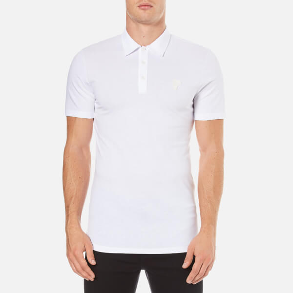 Versace Collection Men's Polo Shirt - White