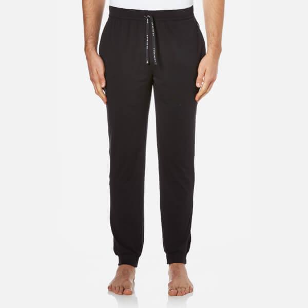 BOSS Hugo Boss Men's Cuffed Sweatpants - Black