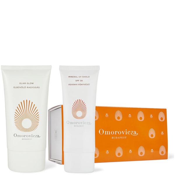 OMOROVICZA SUMMER GLOW & PROTECT DUO