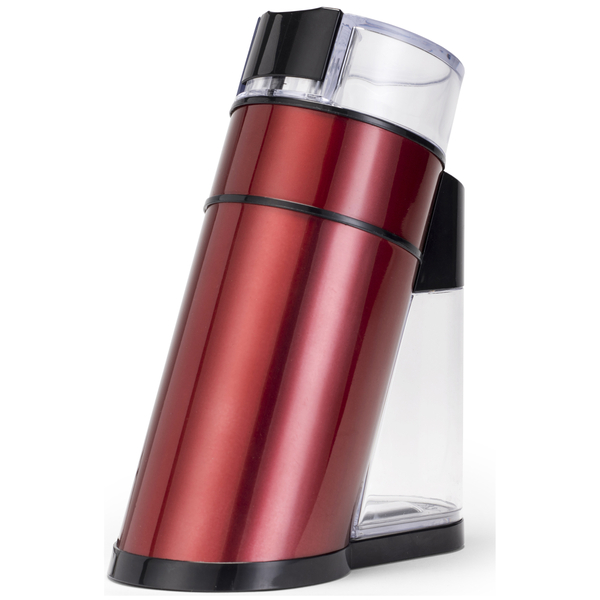 Gourmet Gadgetry Retro Diner Coffee Grinder - Retro Red - 150W