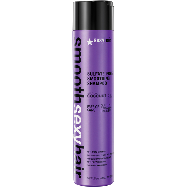 Sexy Hair Smooth Anti-Frizz Shampoo 300ml