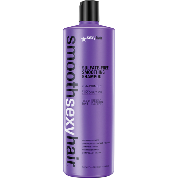 Sexy Hair Smooth Anti-Frizz-Shampoo 1000 ml
