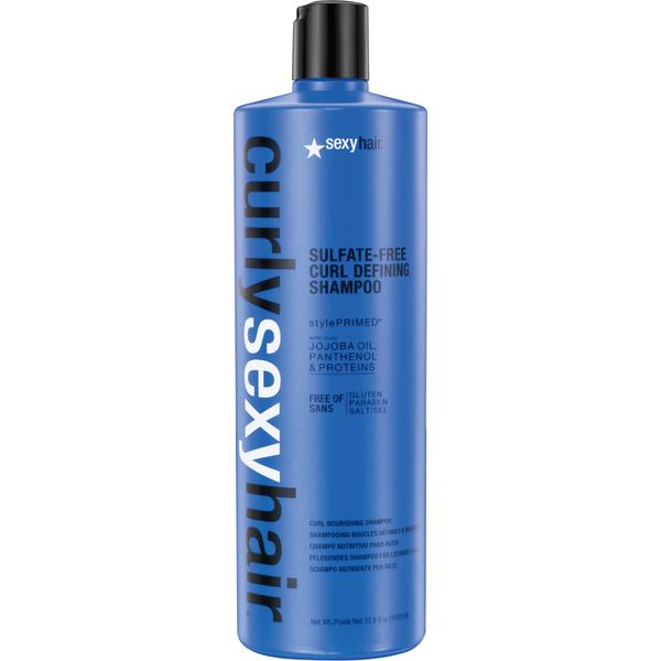 Sexy Hair Curly Curl Defining Shampoo 1000ml