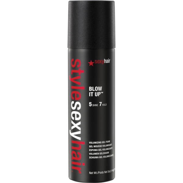 Sexy Hair Style Blow It Up Hair Volumizing Gel Foam 150ml