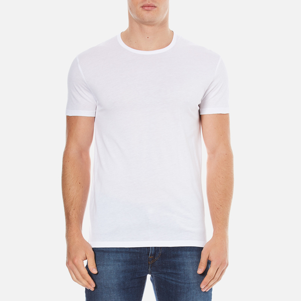 Paul Smith Accessories Men's Pima Cotton T-Shirt - White