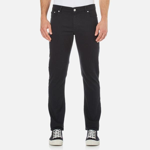 Versus Versace Men's Embellished Denim Jeans - Black