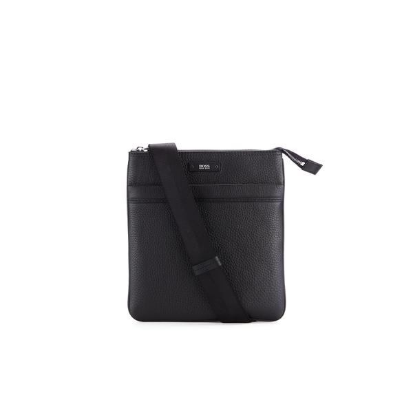 BOSS Hugo Boss Traveller Zip Cross Body Bag - Black