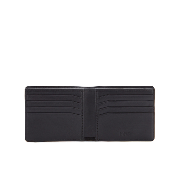 With Paypal Cheap Price Pay With Paypal Cheap Online HUGO BOSS Men'S Subway Billfold Leather Wallet Sale Online Cheap Sale Best Store To Get 1P8TD1IZV
