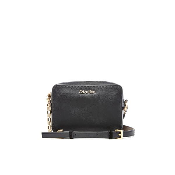 1855976427 Calvin Klein Women's Julia Micro Cross Body Bag - Black: Image 1