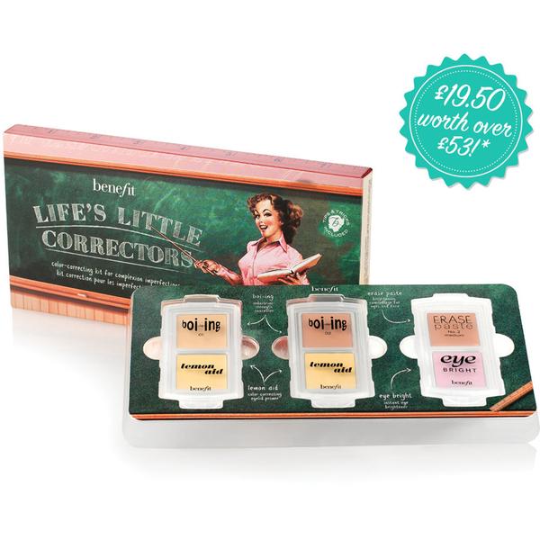 benefit Life's Little Correctors Kit