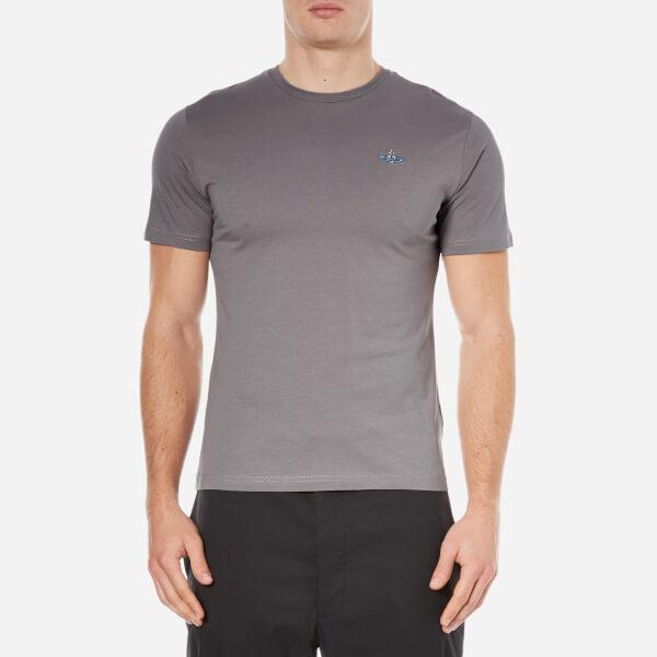 Vivienne Westwood MAN Men's Basic Jersey T-Shirt - Grey