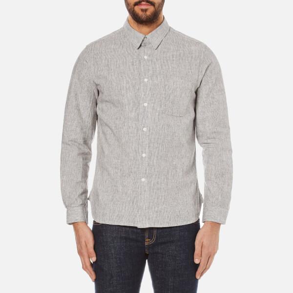 Garbstore Men's Wren Utility Shirt - Stripe