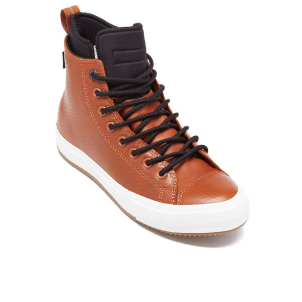 Converse Mens Chuck Taylor All Star II LeatherNeoprene Boot HiTop Trainers