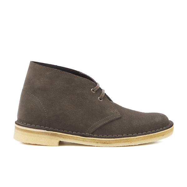 Original  CATEGORY Ankle Boots Clarks Womens Bronze Amp Brown Suede Desert Boots