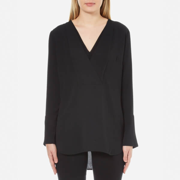 By Malene Birger Women's Triply Shirt - Black