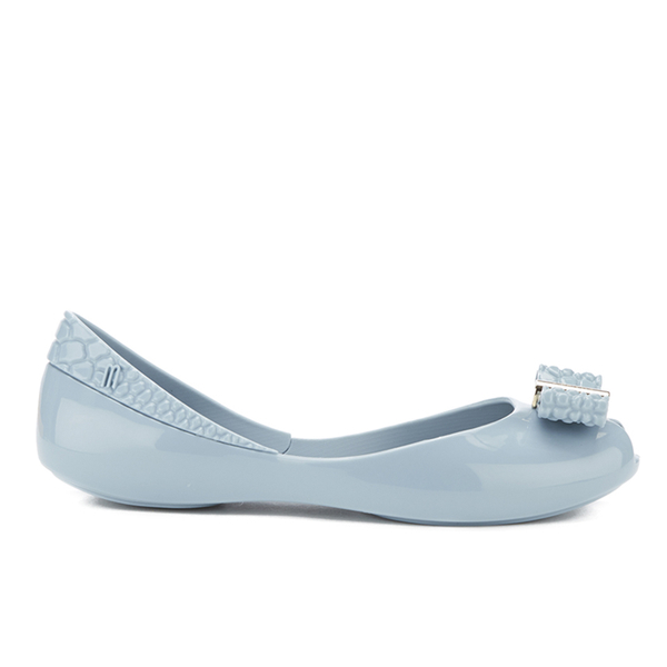 Jason Wu for Melissa Women's Queen Croc Ballet Flats - Sky