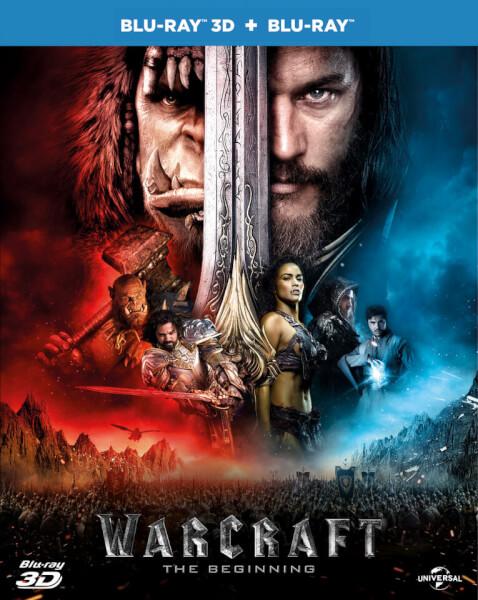Warcraft 3D (+ Version UV)