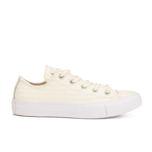 Converse women 39 s chuck taylor all star craft leather ox for Converse chuck ii craft leather low top