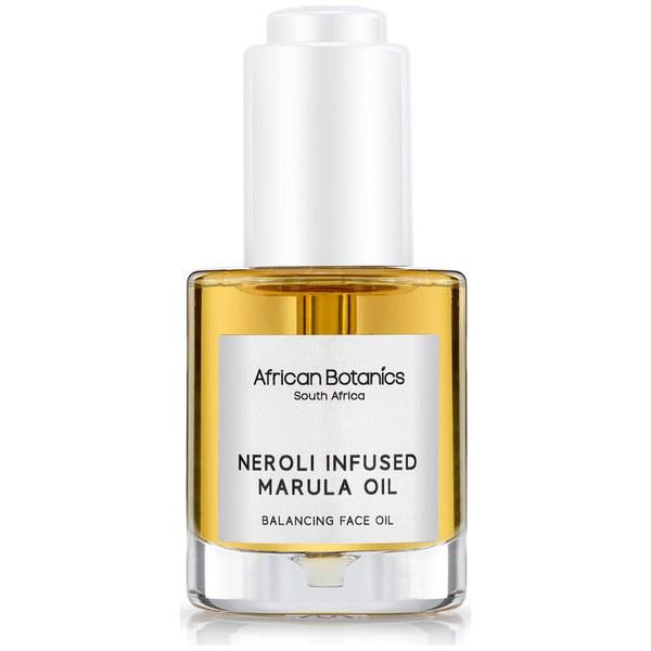 African Botanics Neroli Infused Marula Oil