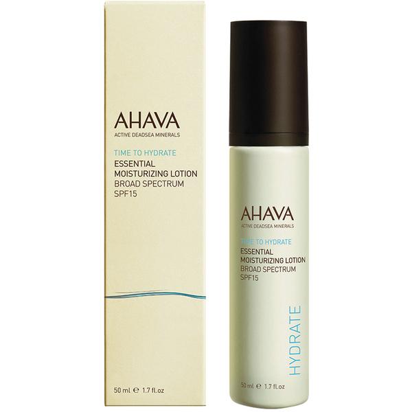 AHAVA Essential Moisturizing Lotion SPF 15