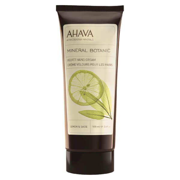 AHAVA Mineral Botanic Velvet Hand Cream - Lemon and Sage