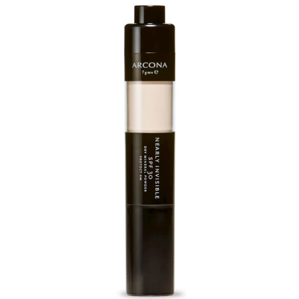 ARCONA Nearly Invisible SPF 30 Dry Mineral Powder 0.25oz