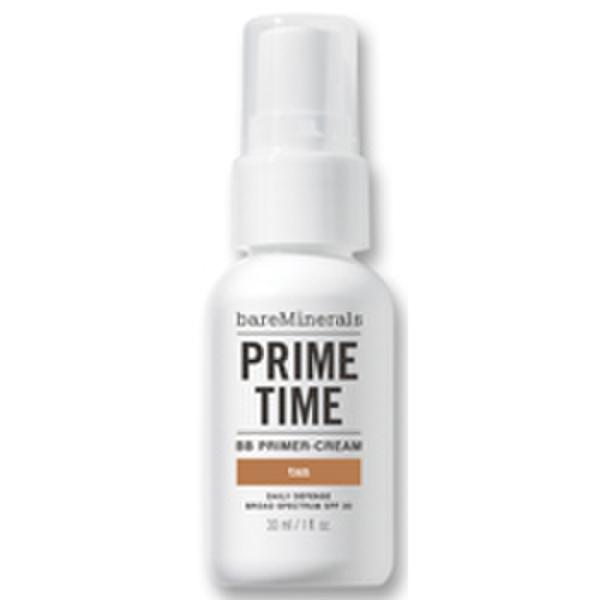 bareMinerals Prime Time BB Primer Cream Daily Defense SPF 30 - Tan
