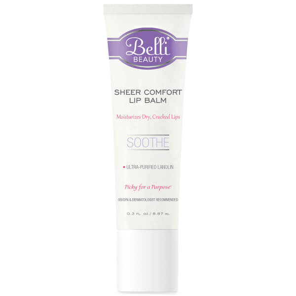 Belli Beauty Sheer Comfort Lip Balm