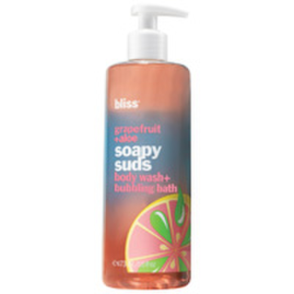 Bliss Grapefruit and Aloe Soapy Suds