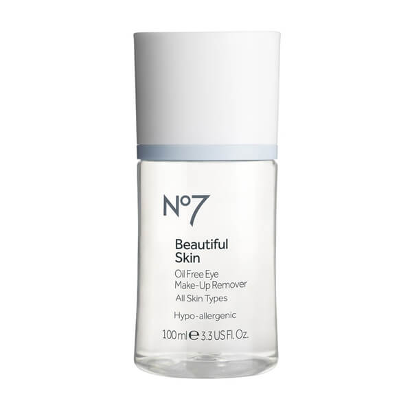 Boots No.7 Beautiful Skin Oil Free Eye Makeup Remover