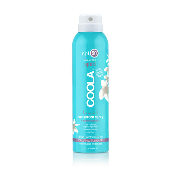 Coola Sport Continuous Spray SPF 50 - Unscented