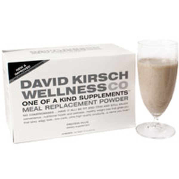 David Kirsch Wellness Protein Plus - Vanilla