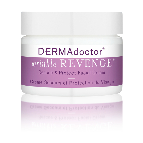 DERMAdoctor Wrinkle Revenge Rescue and Protect Facial Cream