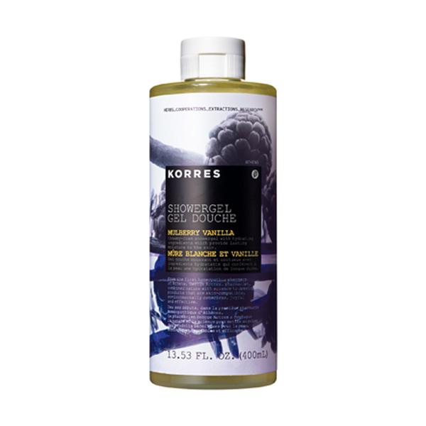 KORRES Mulberry Vanilla Shower Gel
