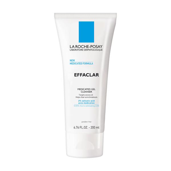 La Roche Posay Effaclar Medicated Gel Cleanser