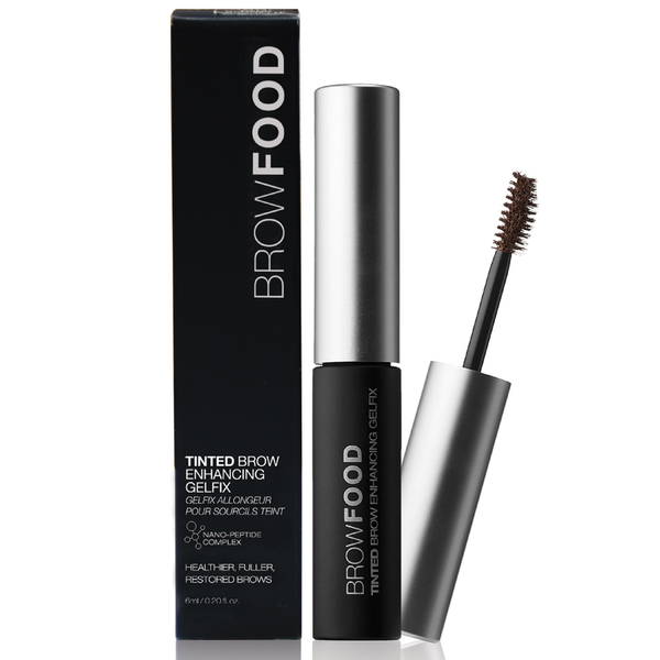 LashFood BrowFood Gelfix - Dark Brunette
