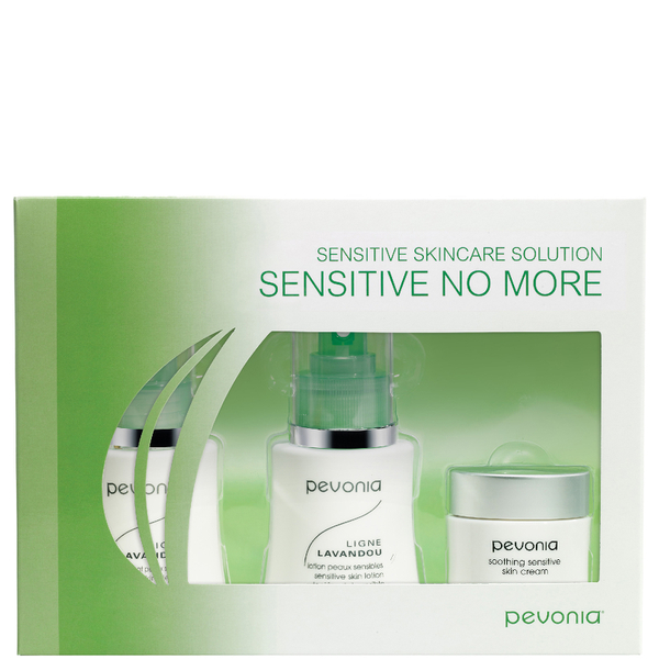 Pevonia Sensitive Skincare Solution - Sensitive No More Kit Aquanil Cleanser 16 oz (Pack of 2)